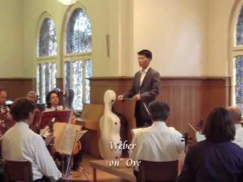 Carl Maria von Weber - Oberon Overture 韋伯 - [奧伯龍] 序曲 - YouTube