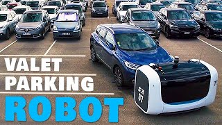 Valet Parking Robot