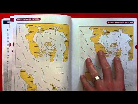 Tidal Stream - using a Tidal Atlas