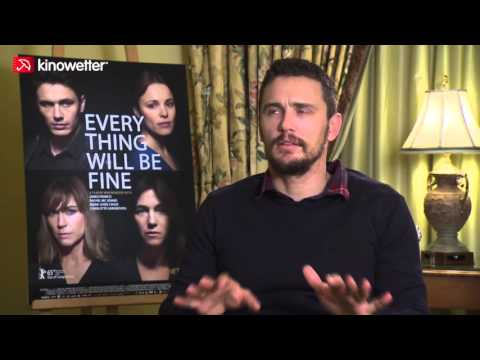 Interview James Franco EVERY THING WILL BE FINE