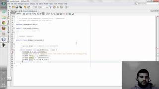 Java Programming Language Lesson 13 - Calculating Area of Rectangle - İhsan YİĞİTBAŞI