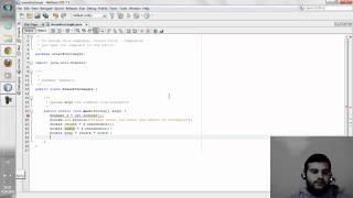 Java Programming Language Lesson 13 - Calculating Area of Rectangle - İhsan YİĞİTBAŞI
