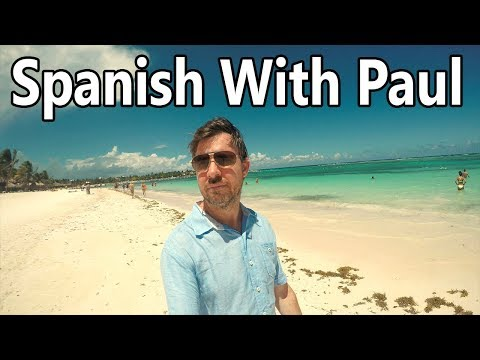Just Like A Native Speaker - Learn Spanish With Paul