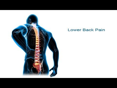 b1371dc1c 5 Steps to Lower Back Pain Relief - YouTube
