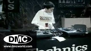 A-Trak (Canada) - DMC World Champion 1997 -- Winning Set