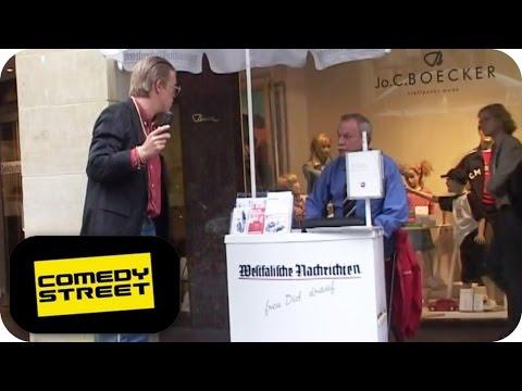 Bronko, wo ist das Geld?! | Bushaltestelle - Comedystreet