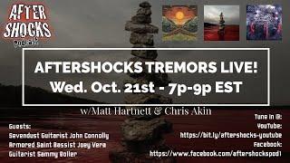 Aftershocks Tremors Live #8