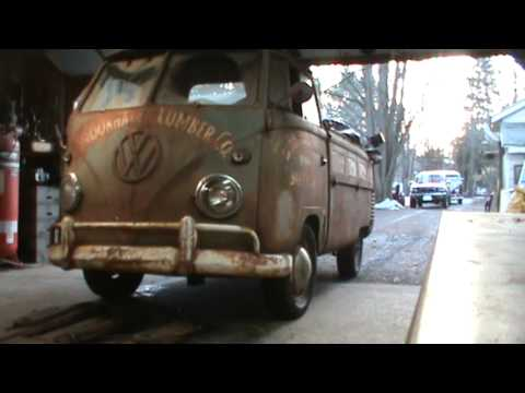 1959 Vw Single Cab Its Day Has Come, Part 1