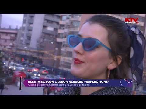 "Blerta Kosova lanson albumin ""Reflections"" 04 01 2019 Mp3"