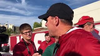 HawgBeat.com - Chad Morris Wednesday Presser, Tulsa Week
