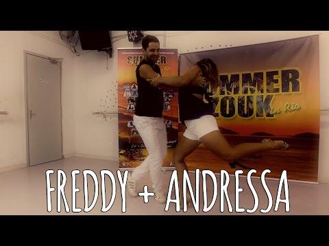 Desafio Dance a Dois Summer Zouk in Rio - Freddy & Andressa