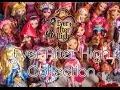 watch he video of Dolls Collection - Ever After High - La mia collezione di bambole, ne ho abbastanza?