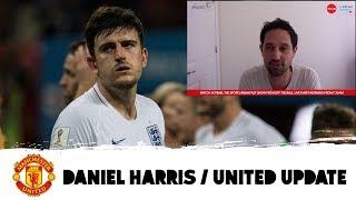 United's transfer targets / Alex Ferguson's ego / Wan-Bissaka: Harris on Manchester United