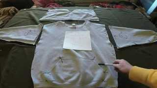 New wool blanket coat DIY. Pattern making.