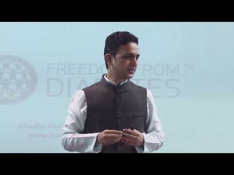 7 Stages of Diabetes Reversal by Dr Pramod Tripathi