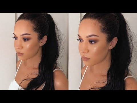 TRYING NEW MAKEUP PRODUCTS | Marie Jay