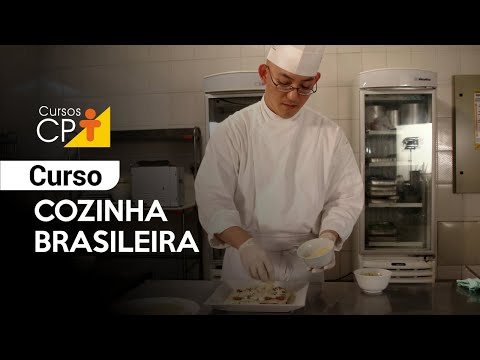 Clique e veja o vídeo Curso de Cozinha Brasileira