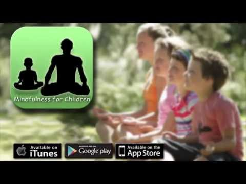 Mindfulness for Children Free Meditation for kids. Finding peace