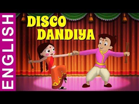 Chhota Bheem - Disco Dandiya | Navaratri Special Video