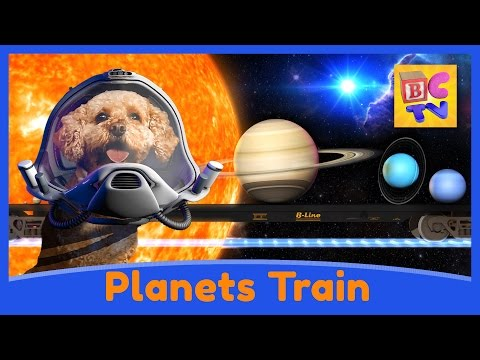 Solar System for Kids | Learn the Planets plus Pluto (New Horizons)
