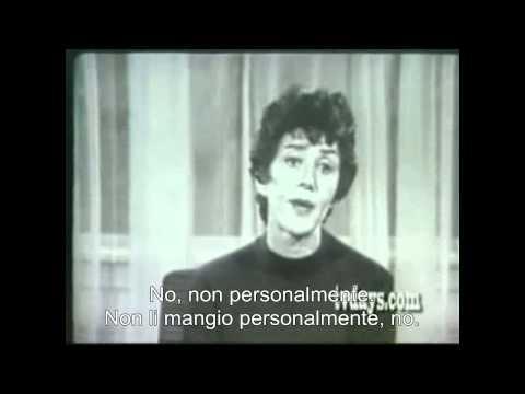 Cheerios - Stan Freberg (sottotitoli italiani)