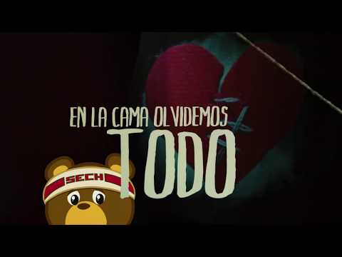 Sech - La Discusión - Lyric Video