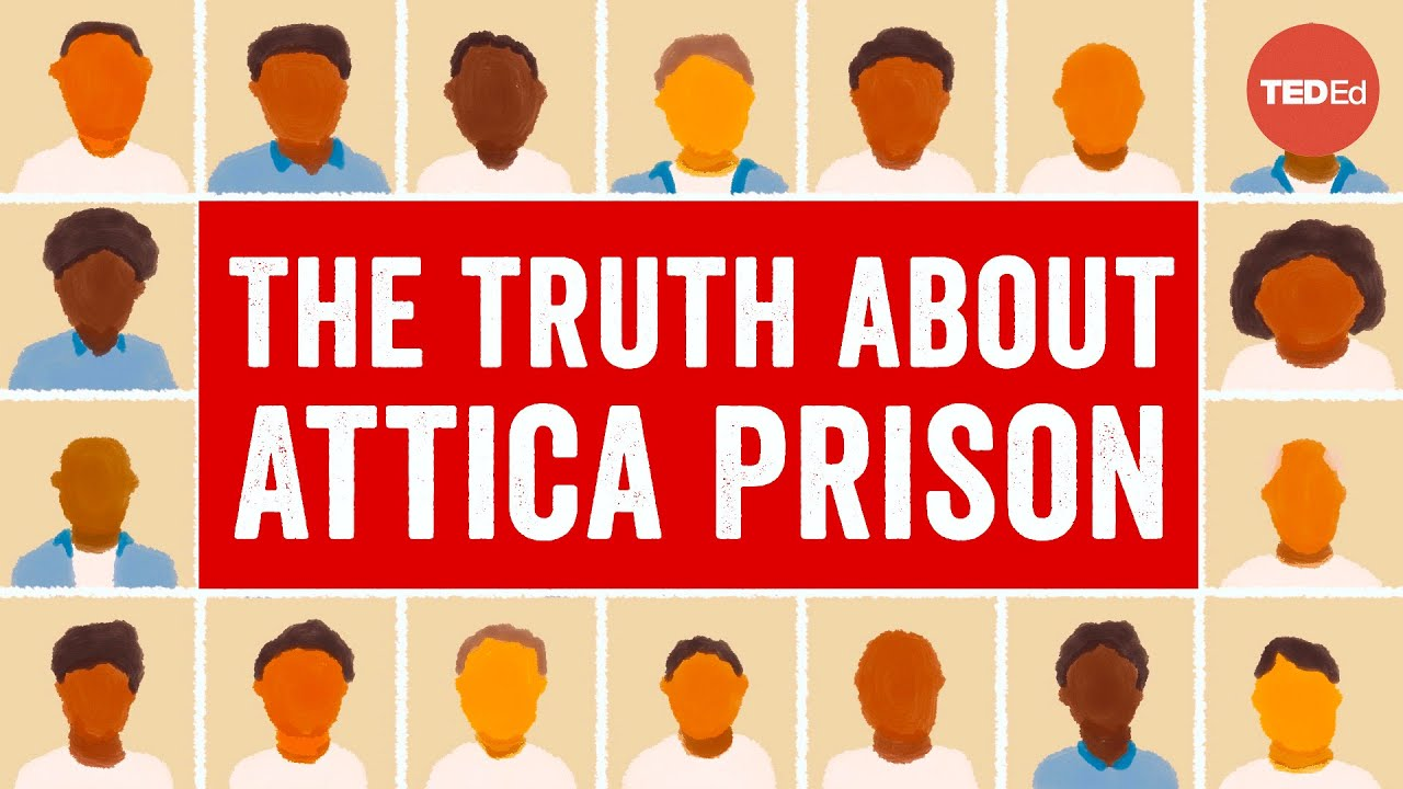 What really happened during the Attica Prison Rebellion - Orisanmi Burton