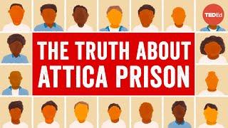 What really happened during the Attica Prison Rebellion - Orisanmi Burton
