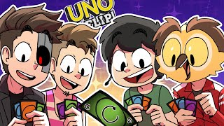 THE NEW UNO FLIP DLC WITH CRAZY CARDS ADDED! *happy Nogla noises* ?
