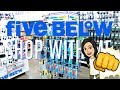 FIVE BELOW SHOPPING!!! *CHEAP* iPHONE XR CASES, ROOM DECOR, NEW SQUISHIES & MORE JUST $1 to $5!!!