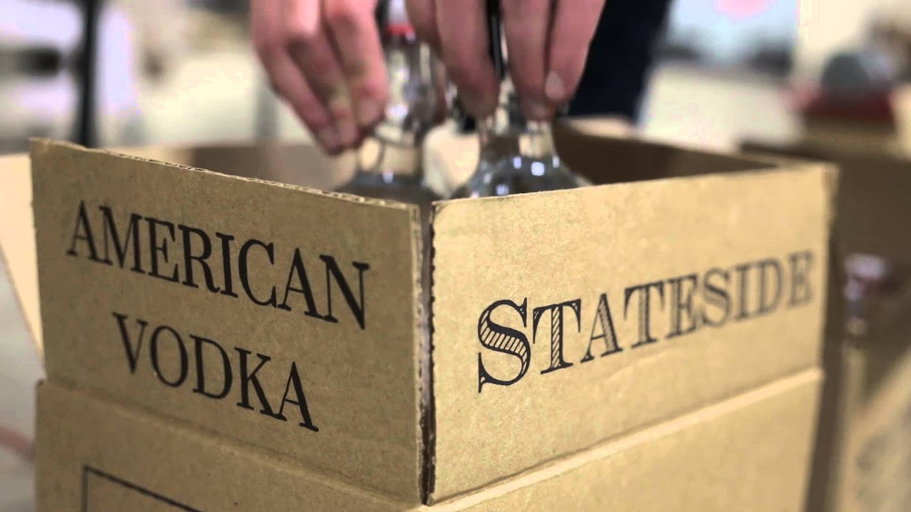 stateside urbancraft vodka branding statement stateside urbancraft vodka branding statement