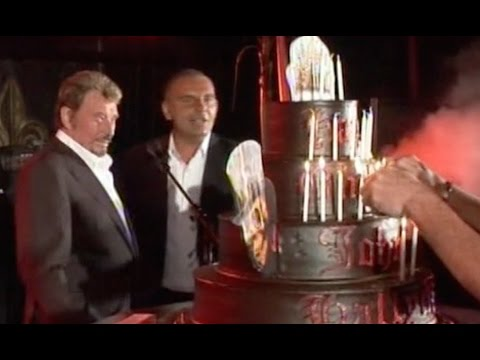 Johnny Hallyday : Anniversaire de folie à Los Angeles