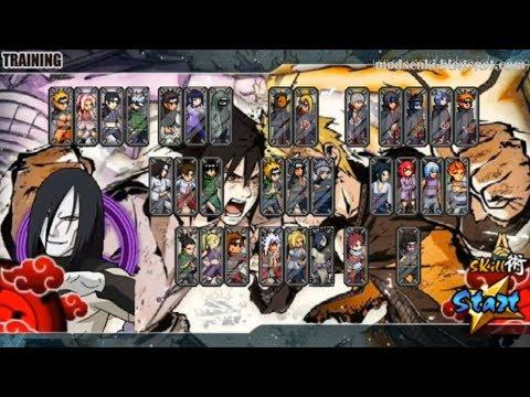 NARUTO SENKI RS18 ANDROID (Link On Description) Naruto Senki MOD Indonesia Gameplay