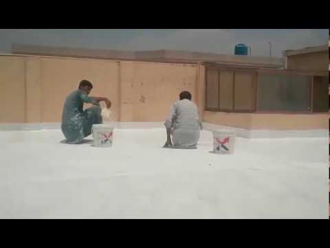 """Dont use just white Paint, Use Real thermal insulation heat proof coating """"isothane"""" 0321-9555117"""