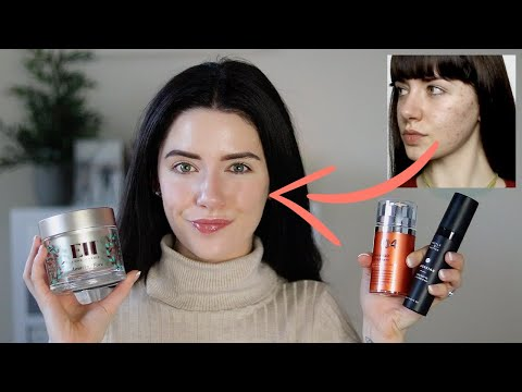 A 30 Year Old's Skincare Routine (Morning & Evening) For Anti-Ageing & Acne Prevention! - YouTube