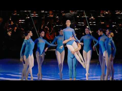 Bruckner 8 Adagio full length, Uwe Scholz, Leipzig Ballet