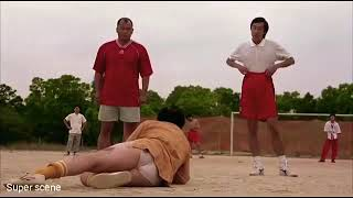 Shaolin Soccer training match Tamil super scene ( 360 X 640 )