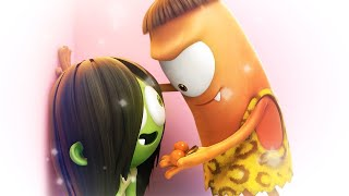Funny Animated Cartoon | Spookiz | ❤️ WILD LOVE ❤️ | Cartoon For Children