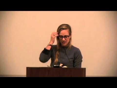Heidi Julavits at Trinity College