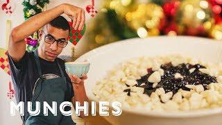 How to Make Danish Christmas Rice Pudding