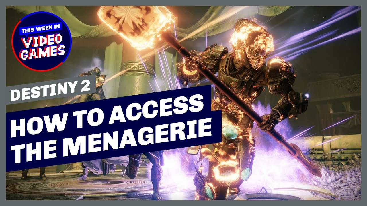 Download Destiny 2 - How to access The Menagerie