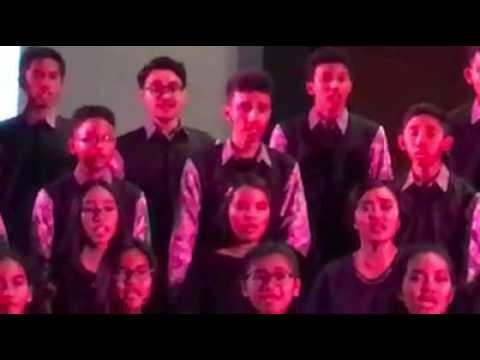 R-NHKBP Pontianak Choir - Gereja Bagai Bahtera