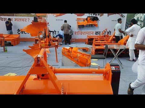Shaktiman के सभी Equipment _MB Plow, Rotavator, Mulcher व अन्य की जानकारी & Price