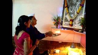 Shri Pant Maharaj & कृष्ण जन्माष्टमी Kṛṣṇa Janmāṣṭami: Palana & Aarti Bhajan
