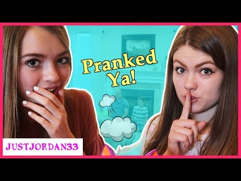 Pranking Our Brothers With Funny Lil' Gleemerz Farting Sounds / JustJordan33