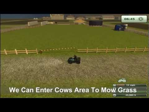 The Great States WIP Map Farming Simulator 2013