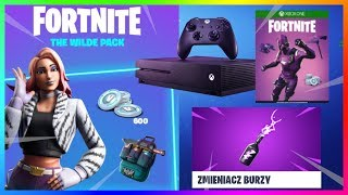 XBOX BUNDLE | NEW STARTER PACK | STORM CHANGER-Fortnite