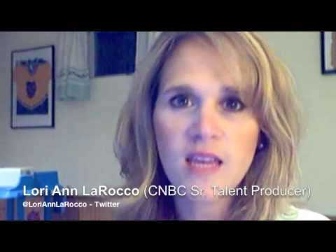 Interview: Lori Ann LaRocco Pt. 2 - Gaining Financial Common Sense from the Business News