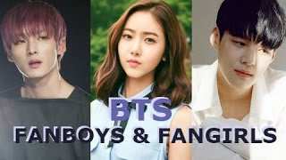 [EKC] BTS Fanboys / Fangirls Compilation PT 2