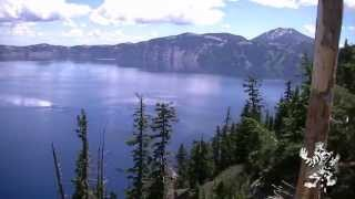 Scenic Video: Crater Lake, Mt. Mazama, Oregon